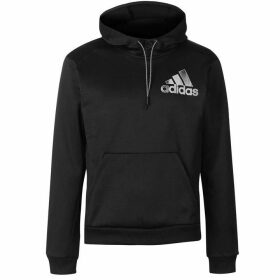 adidas Comm Ref Over The Head Hoodie - Black