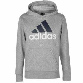adidas Linear OTH Hoody Mens - Grey Heather