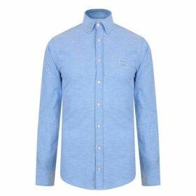 Boss Mabsoot Logo Shirt - Sky Blue 460