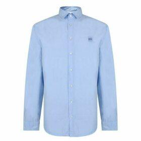 Boss Long Sleeve Shirt - 460 Sky