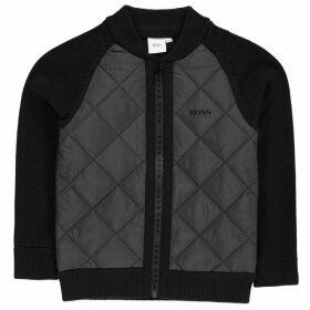 Boss Knitted Cardigan - Black 09B