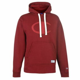 Champion Oversized Hoodie - Red