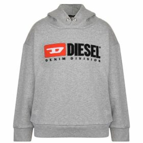 Diesel Division Hoodie - Grey K963