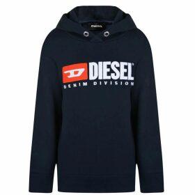 Diesel Division Hoodie - Navy K80A