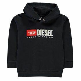 Diesel Division Hoodie - Blue