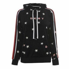 DKNY Urban Star Hoodie - Black