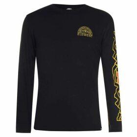 Element Element Long Sleeved T Shirt - Odyssey