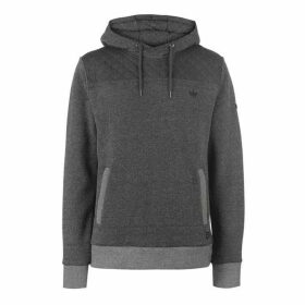 Firetrap Marly OTH Hoodie Mens - Charcoal