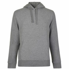 French Connection Hooded Sweatshirt - Ly Grey