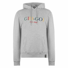 Gio Goi OTH Hoodie - Grey Marl