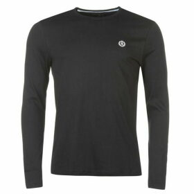 Henri Lloyd Radar Long Sleeve T Shirt - Black