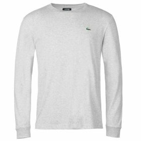 Lacoste Sleeve T Shirt - Grey