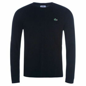 Lacoste Sleeve T Shirt - Navy