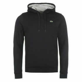 Lacoste Over The Head Basic Hoodie - Navy
