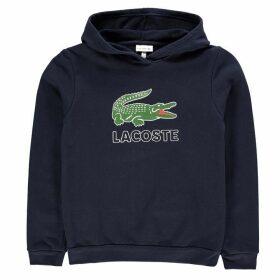 Lacoste Sport Logo OTH Hoodie - Blue