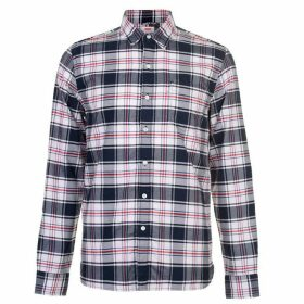 Levis Sunset Pocket Shirt - Red/White