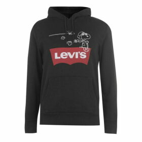 Levis Hoodie - Mineral Black