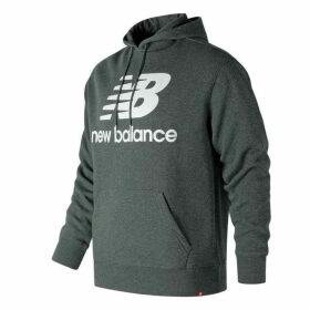 New Balance Essential OTH Hoodie - Charcoal