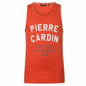 Pierre Cardin Bright Vest Mens - Red