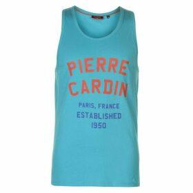 Pierre Cardin Bright Vest Mens - Turquoise