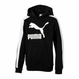 Puma OTH Logo Hoodie - Cotton Black