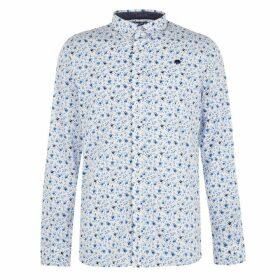 Raging Bull Blossom Shirt - White63