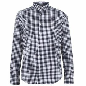 Timberland Suncook Long Sleeve Shirt - Gin Dark