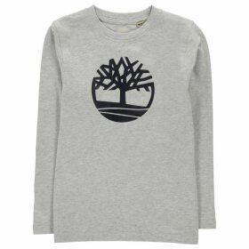 Timberland Tshirt - CHINE GREY