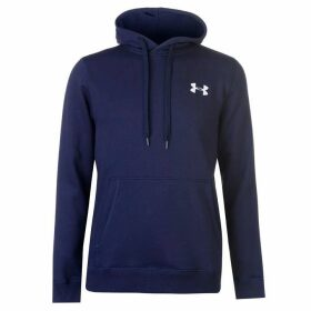 Under Armour Rival Fitted OTH Hoody Mens - Navy