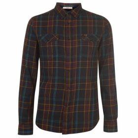 Wrangler West Shirt - Faded Black