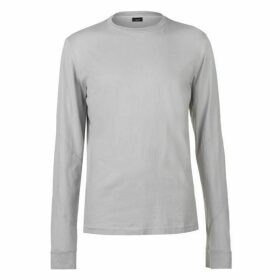 G Star Spiraq Long Sleeve T Shirt - Grey
