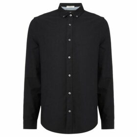 Original Penguin Original Long Sleeve Shirt Mens - Navy