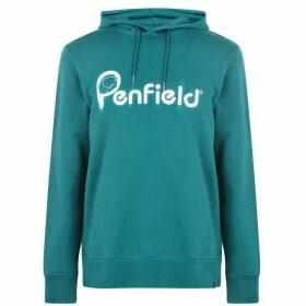 Penfield OTH Logo Hoodie - Teal