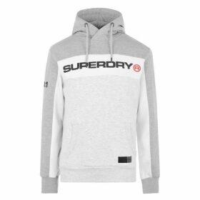 Superdry Hoodie - Grey Marl 07Q