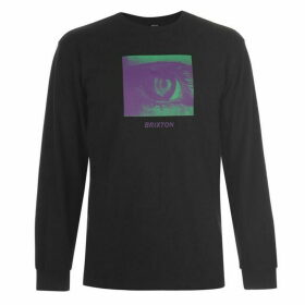 Brixton Long Sleeve T Shirt - Orbit