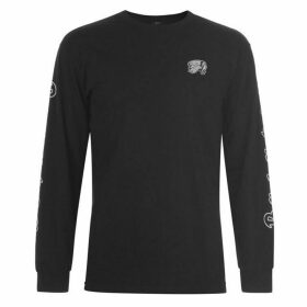 Brixton Long Sleeve T Shirt - Black