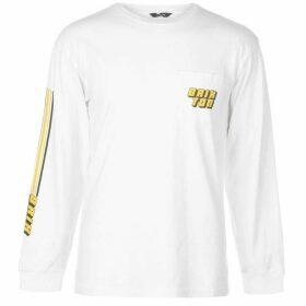 Brixton Long Sleeve T Shirt Mens - Chiba
