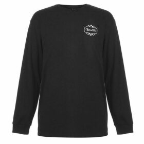 Brixton Long Sleeve T Shirt Mens - Bellfast