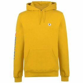 Brixton INTL Hoodie Mens - Stowell Gold