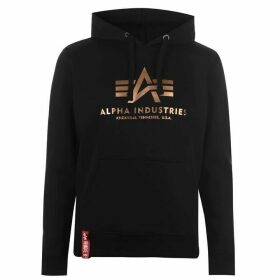 Alpha Industries Basic Hoodie - Black