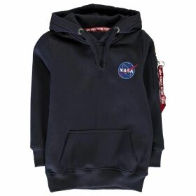 Alpha Industries Space Shuttle OTH Hoodie - Rep Blue 07