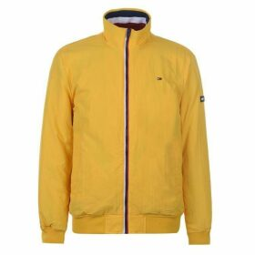 Tommy Jeans Essential Padded Bomber Jacket - Spectra Yellow