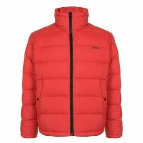 HUGO Biron Tape Jacket - Red