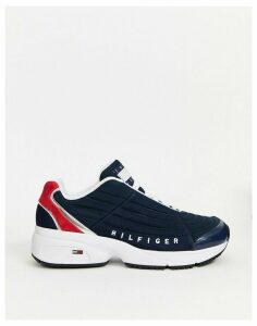 Tommy Jeans heritage trainer-White