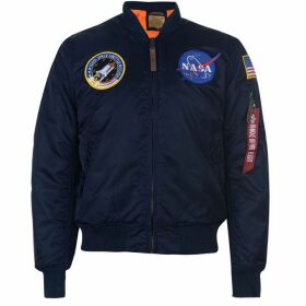 Alpha Industries Jacket - Rep Blue 07
