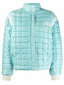 Courrèges Pre-Owned 1980s Sport Futur jacket - Blue