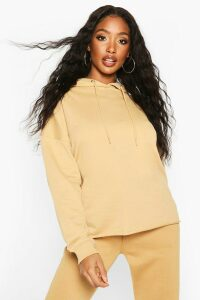 Womens The Basic Oversized Hoody - beige - 16, Beige
