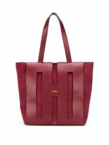 Hogan large tote bag - Red