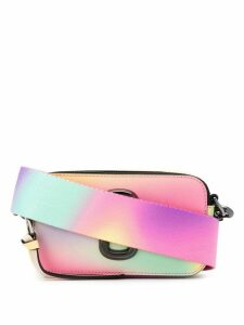 Marc Jacobs The Snapshot Airbrush camera bag - PINK