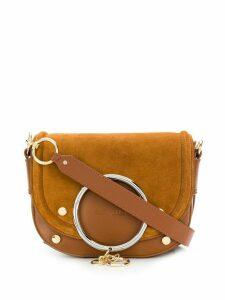 See by Chloé Mara crossbody bag - Brown